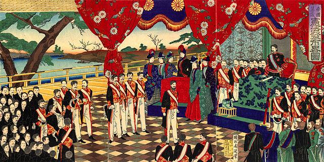 自民党の2大支持団体:神政連と日本会議、現行憲法への強い反感