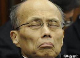 退任直前の小松氏